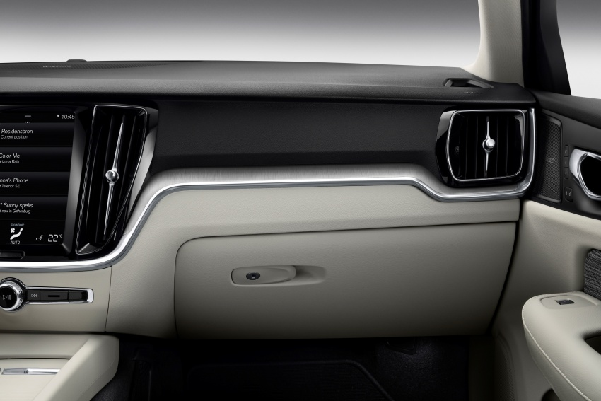 2018 Volvo V60 unveiled – new T6 Twin Engine PHEV Image #781427