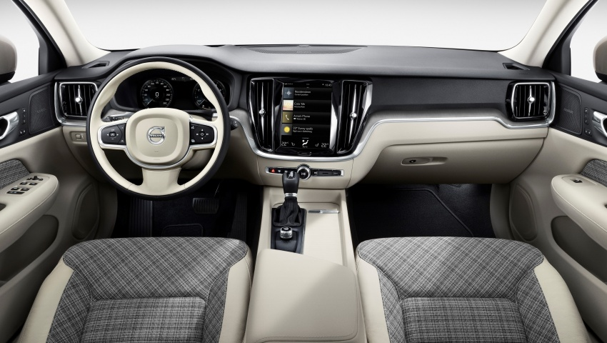 2018 Volvo V60 unveiled – new T6 Twin Engine PHEV Image #781429