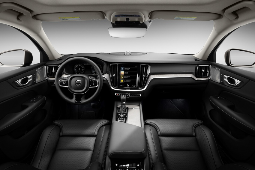 2018 Volvo V60 unveiled – new T6 Twin Engine PHEV Image #781433