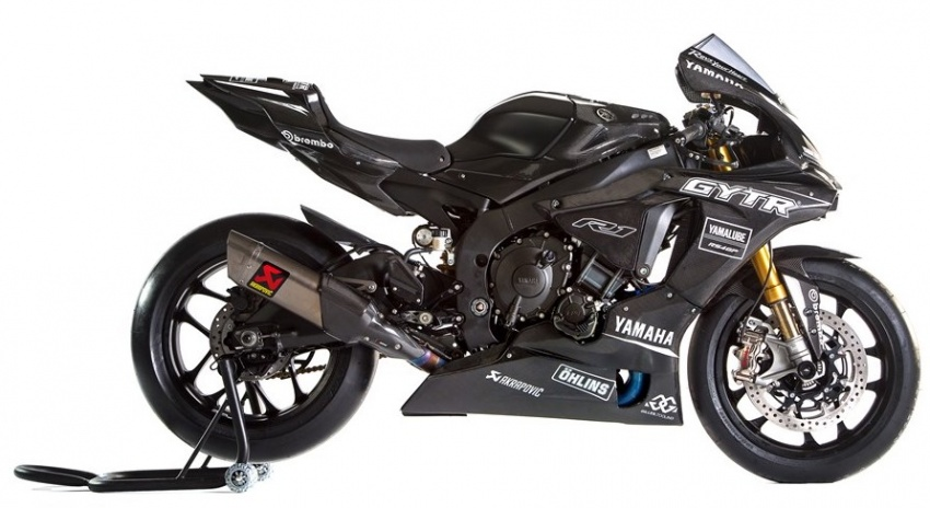 Yamaha Yzf R Parts