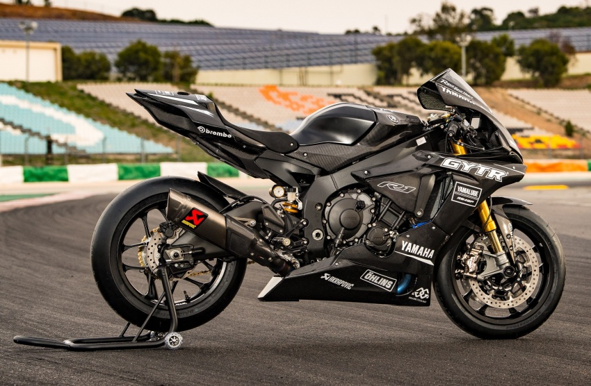 Yamaha R Racing Parts