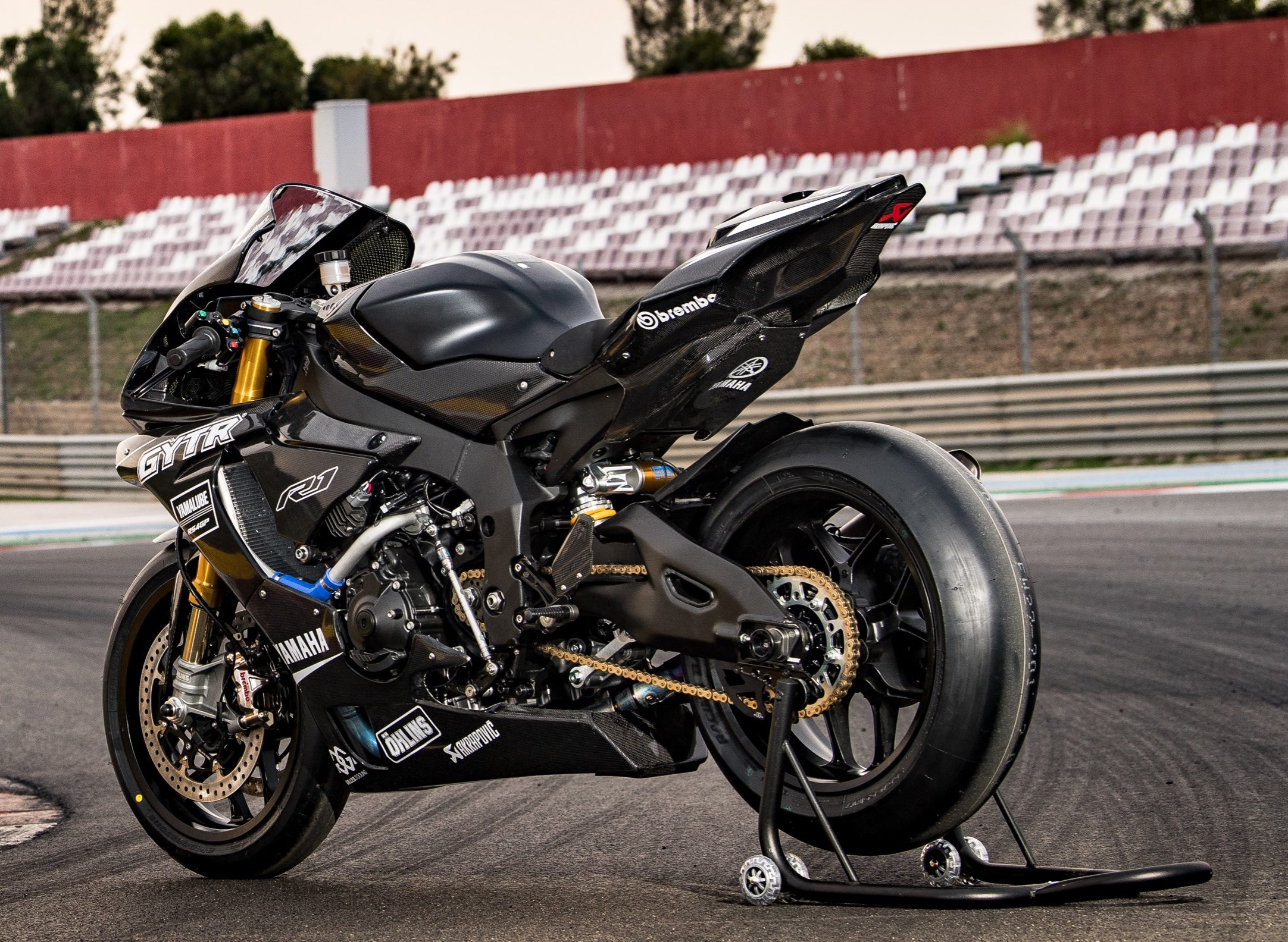 Yamaha Releases Gytr Racing Performance Parts Range For Yzf R1 And