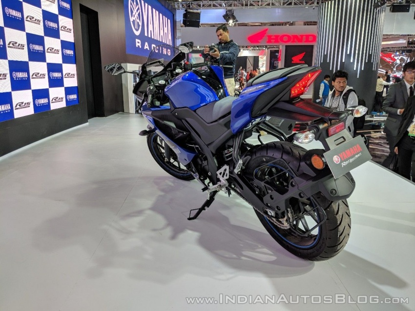 2018 Yamaha YZF-R15 launched in India – RM7,620 Image #777007