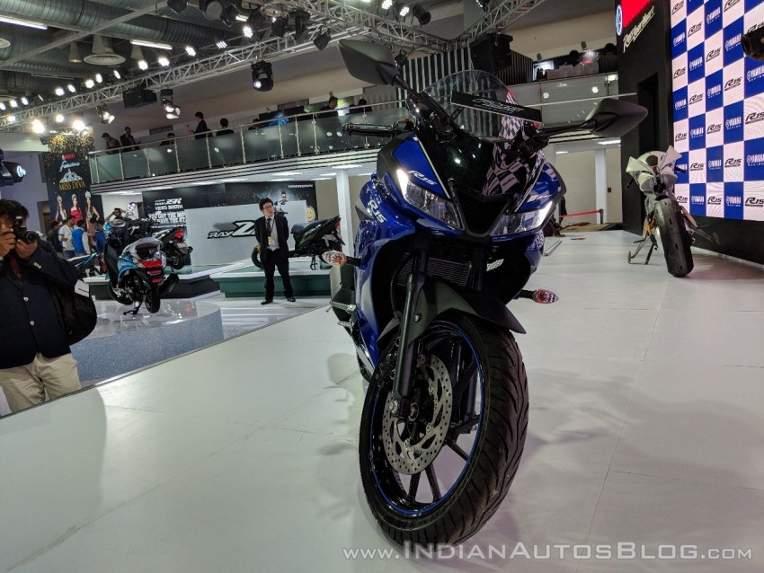 2018 Yamaha YZF-R15 launched in India – RM7,620 Image #777008