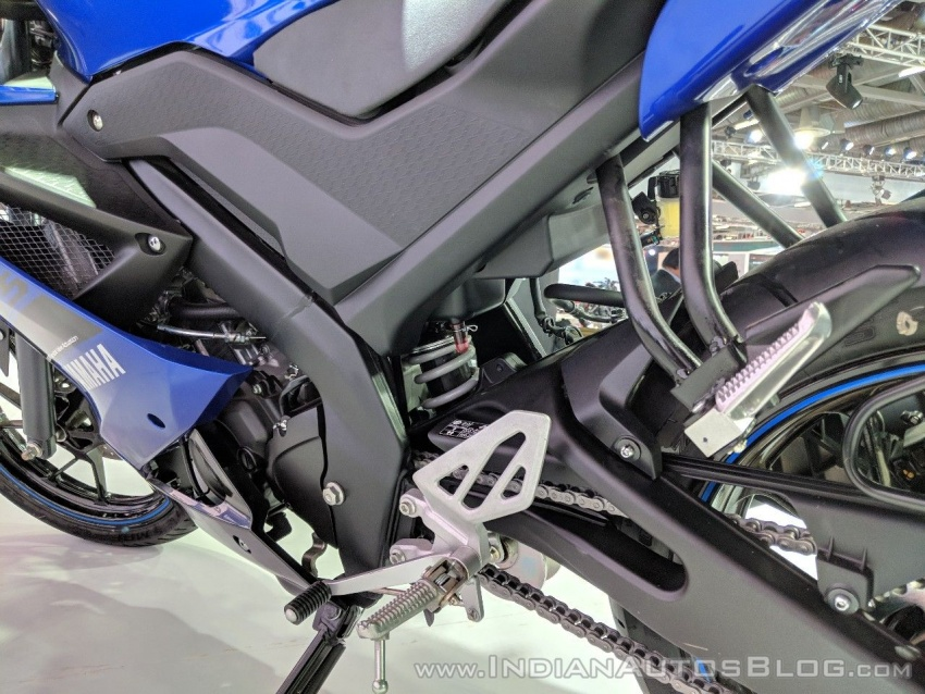 2018 Yamaha YZF-R15 launched in India – RM7,620 Image #776999