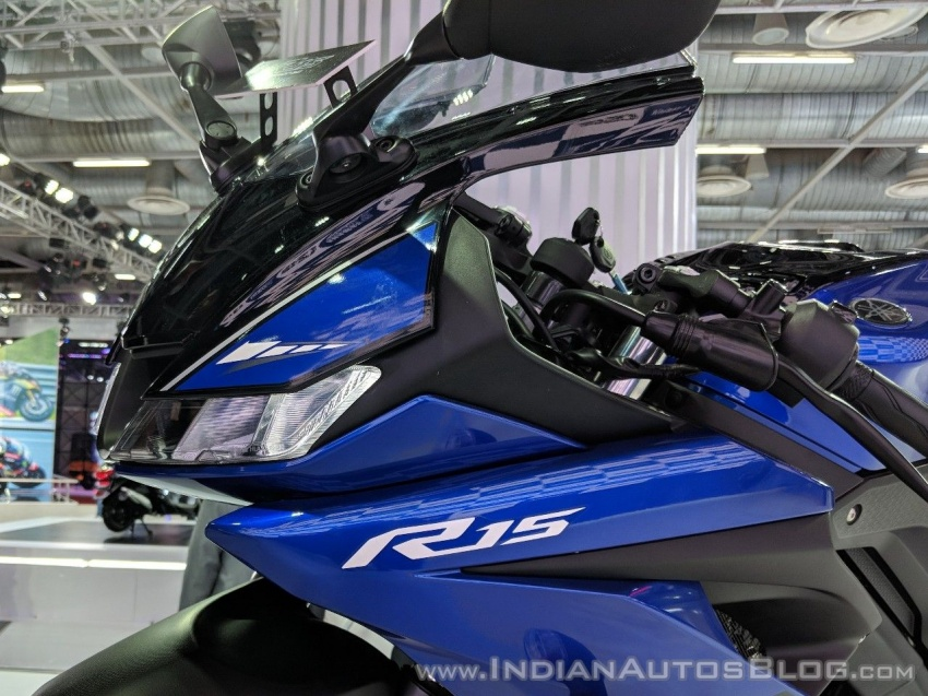 2018 Yamaha YZF-R15 launched in India – RM7,620 Image #777003