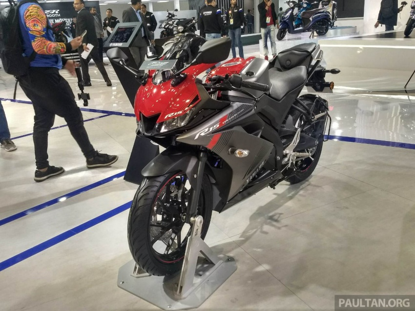 2018 Yamaha YZF-R15 launched in India – RM7,620 Image #777022