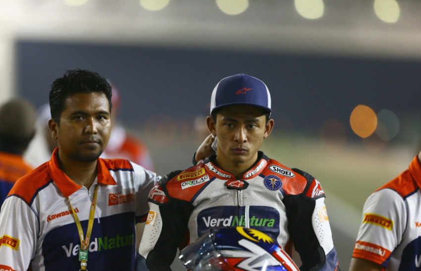 Zulfahmi enters Moto2 with SIC Racing Team, Hafizh to ride for Yamaha Tech3 in MotoGP for 2018 Image #775424