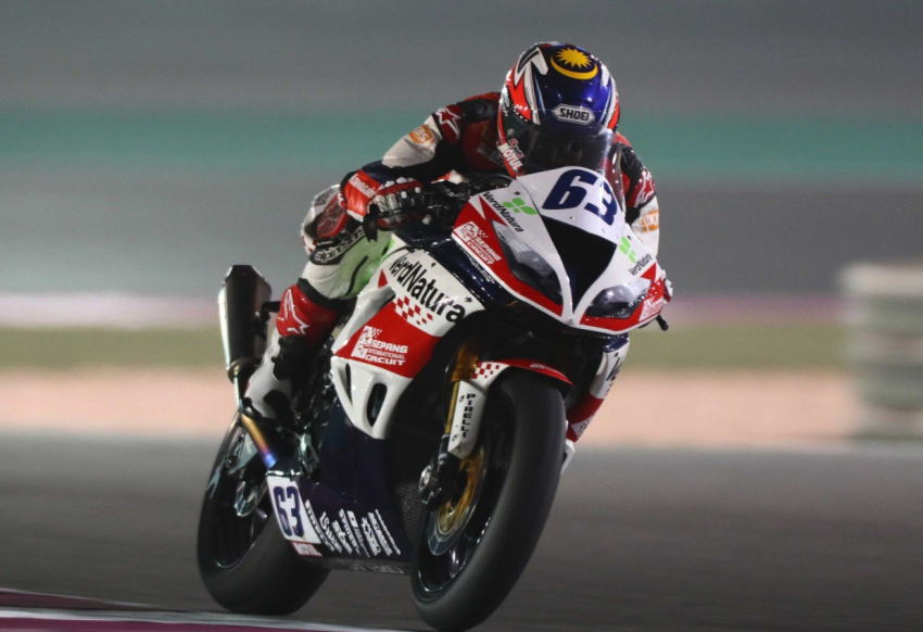 Zulfahmi enters Moto2 with SIC Racing Team, Hafizh to ride for Yamaha Tech3 in MotoGP for 2018 Image #775417