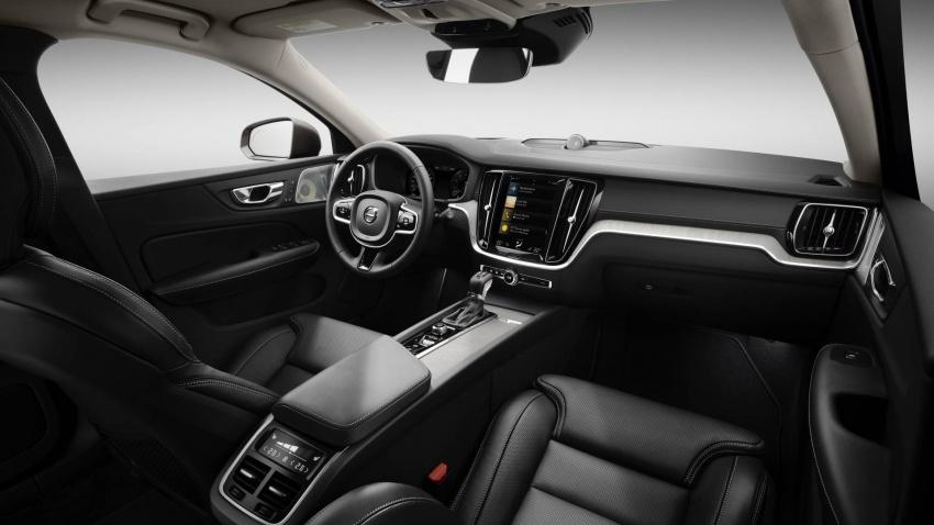 Volvo V60 generasi baharu didedahkan secara rasmi – turut tampil pilihan hibrid <em>plug-in</em> T6 Twin Engine Image #781486