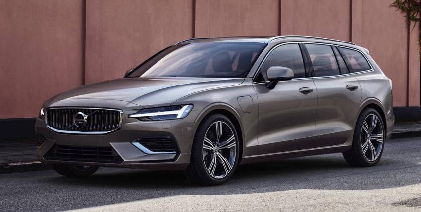 Volvo V60 generasi baharu didedahkan secara rasmi – turut tampil pilihan hibrid <em>plug-in</em> T6 Twin Engine Image #781529