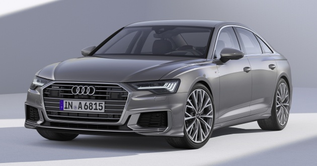 2019 Audi A6 Officially Revealed With Mild Hybrid Tech