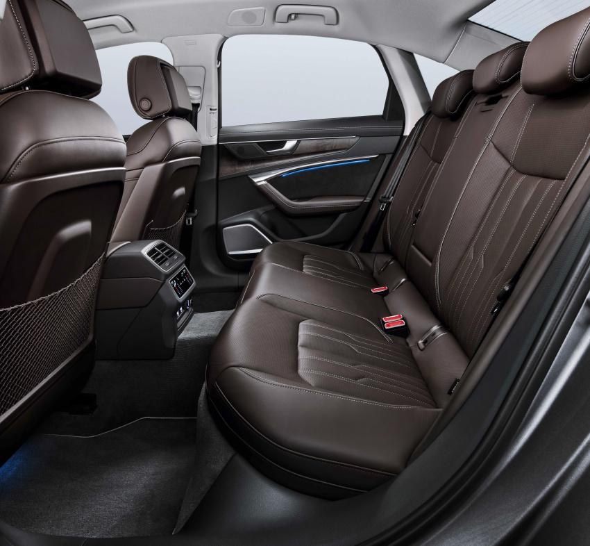 Audi A6 2019 didedah dengan sistem hibrid ringkas Image #784152