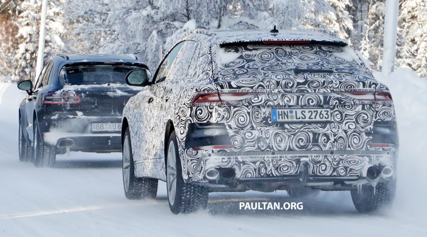SPIED: 2019 Audi SQ8 to get 470 hp & 700 Nm hybrid? Image #777489