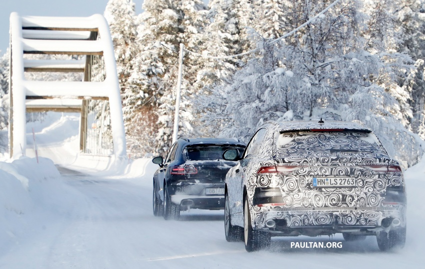 SPIED: 2019 Audi SQ8 to get 470 hp & 700 Nm hybrid? Image #777491