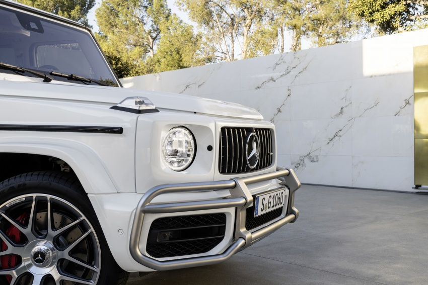 2019 Mercedes-AMG G63 – 4.0L V8, 585 hp, 850 Nm Image #778764