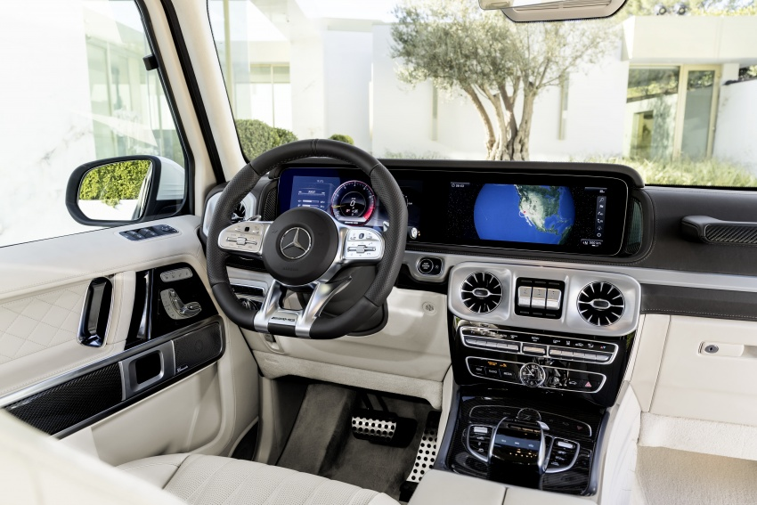 2019 Mercedes-AMG G63 – 4.0L V8, 585 hp, 850 Nm Image #778772