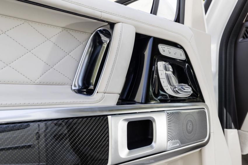 2019 Mercedes-AMG G63 – 4.0L V8, 585 hp, 850 Nm Image #778776