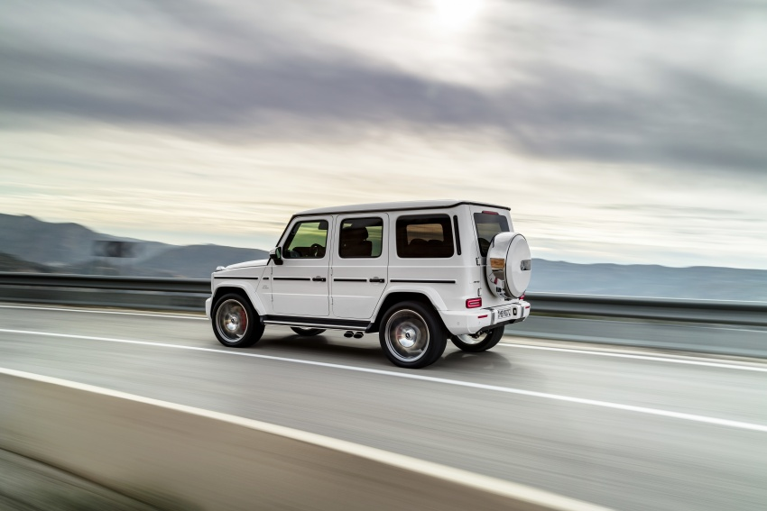 2019 Mercedes-AMG G63 – 4.0L V8, 585 hp, 850 Nm Image #778779