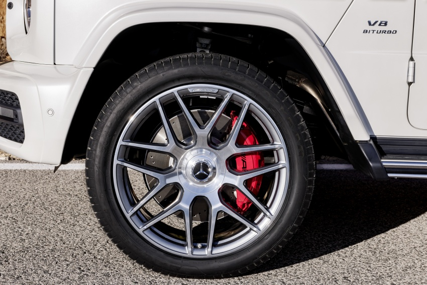 2019 Mercedes-AMG G63 – 4.0L V8, 585 hp, 850 Nm Image #778790