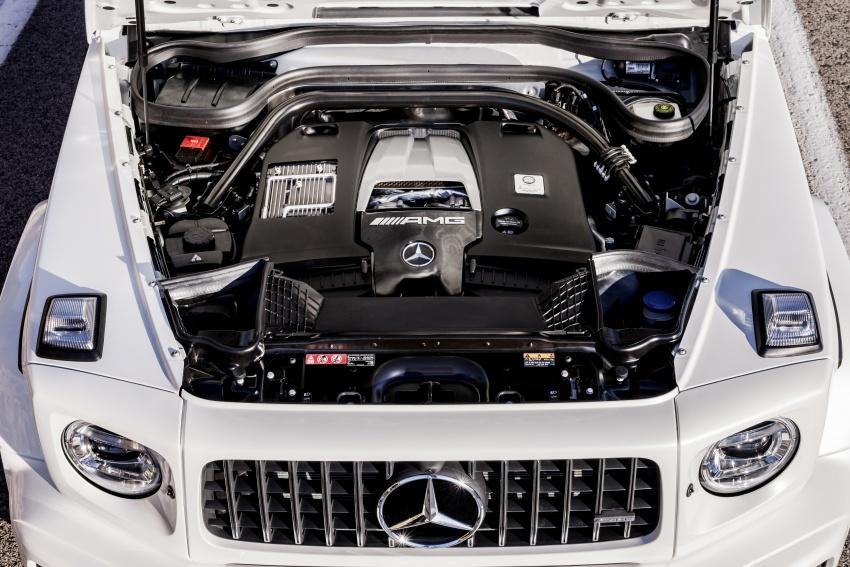 2019 Mercedes-AMG G63 – 4.0L V8, 585 hp, 850 Nm Image #778792