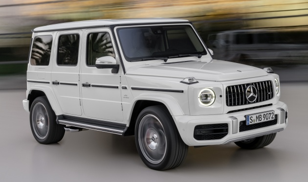 Mercedes G Wagon Price