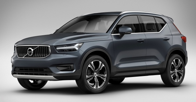 volvo xc40 gets new t3 1 5l three cylinder drive e engine inscription trim level phev ev. Black Bedroom Furniture Sets. Home Design Ideas