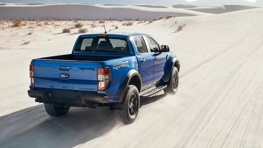 Ford Ranger Raptor didedahkan di Thai – 2.0L diesel, 2 pengecas turbo, 213 PS/500 Nm, 10-kelajuan auto! Image #776741