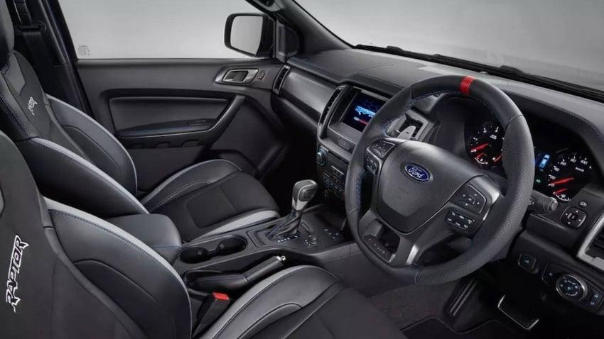 Ford Ranger Raptor didedahkan di Thai – 2.0L diesel, 2 pengecas turbo, 213 PS/500 Nm, 10-kelajuan auto! Image #776738