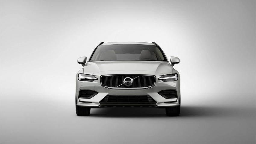 Volvo V60 generasi baharu didedahkan secara rasmi – turut tampil pilihan hibrid <em>plug-in</em> T6 Twin Engine Image #781547