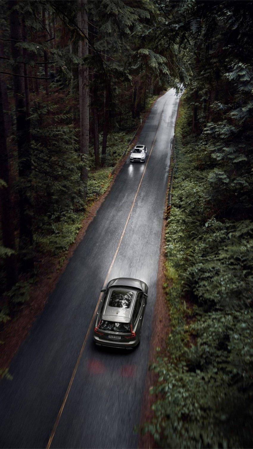 Volvo V60 generasi baharu didedahkan secara rasmi – turut tampil pilihan hibrid <em>plug-in</em> T6 Twin Engine Image #781509