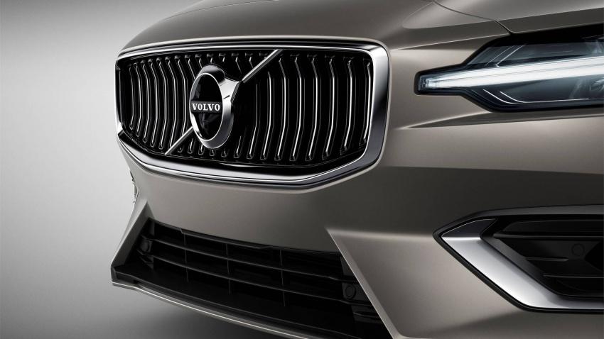 Volvo V60 generasi baharu didedahkan secara rasmi – turut tampil pilihan hibrid <em>plug-in</em> T6 Twin Engine Image #781507