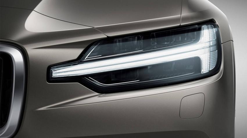 Volvo V60 generasi baharu didedahkan secara rasmi – turut tampil pilihan hibrid <em>plug-in</em> T6 Twin Engine Image #781506