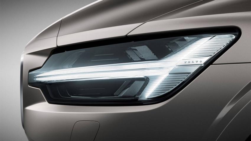 Volvo V60 generasi baharu didedahkan secara rasmi – turut tampil pilihan hibrid <em>plug-in</em> T6 Twin Engine Image #781505