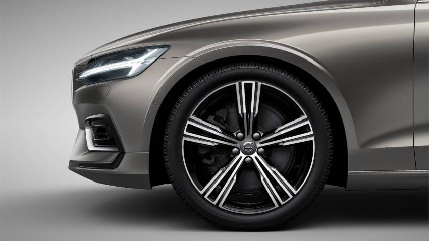 Volvo V60 generasi baharu didedahkan secara rasmi – turut tampil pilihan hibrid <em>plug-in</em> T6 Twin Engine Image #781503