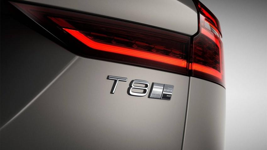 Volvo V60 generasi baharu didedahkan secara rasmi – turut tampil pilihan hibrid <em>plug-in</em> T6 Twin Engine Image #781494