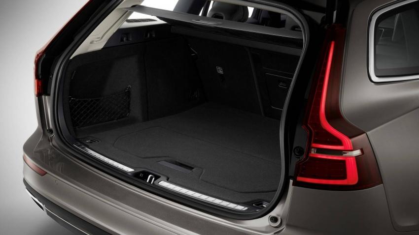 Volvo V60 generasi baharu didedahkan secara rasmi – turut tampil pilihan hibrid <em>plug-in</em> T6 Twin Engine Image #781491