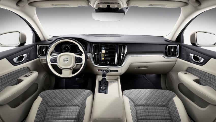 Volvo V60 generasi baharu didedahkan secara rasmi – turut tampil pilihan hibrid <em>plug-in</em> T6 Twin Engine Image #781484