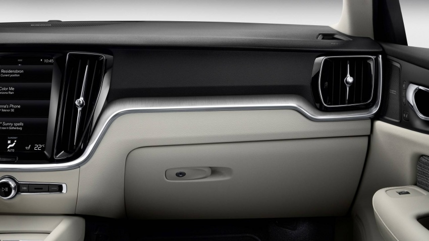 Volvo V60 generasi baharu didedahkan secara rasmi – turut tampil pilihan hibrid <em>plug-in</em> T6 Twin Engine Image #781480