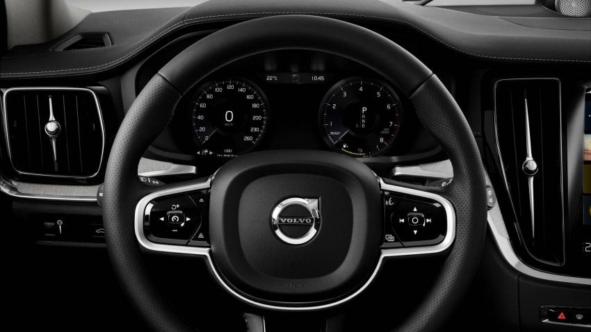Volvo V60 generasi baharu didedahkan secara rasmi – turut tampil pilihan hibrid <em>plug-in</em> T6 Twin Engine Image #781479