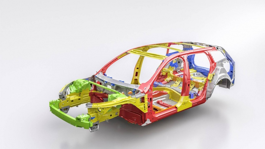 Volvo V60 generasi baharu didedahkan secara rasmi – turut tampil pilihan hibrid <em>plug-in</em> T6 Twin Engine Image #781456