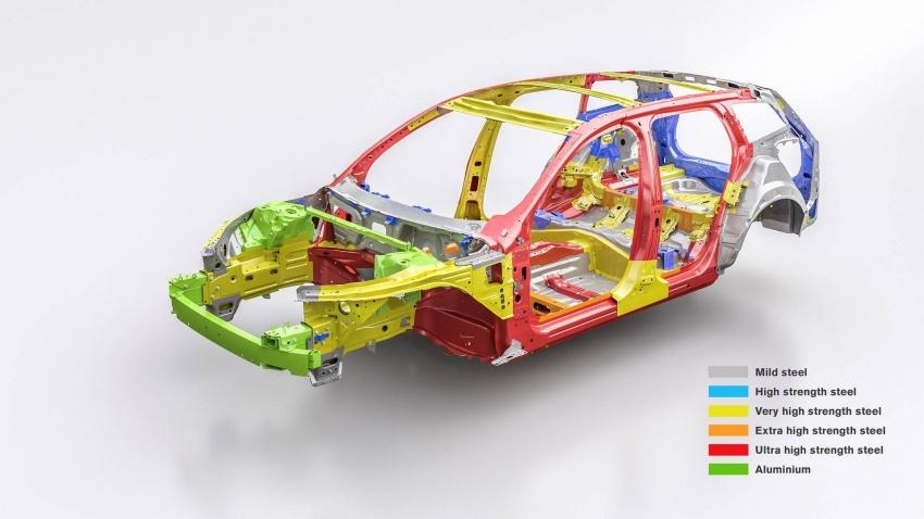 Volvo V60 generasi baharu didedahkan secara rasmi – turut tampil pilihan hibrid <em>plug-in</em> T6 Twin Engine Image #781455