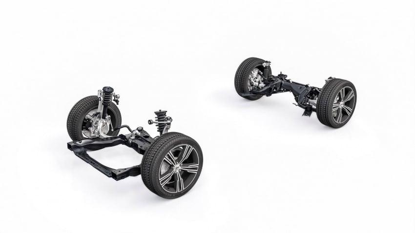 Volvo V60 generasi baharu didedahkan secara rasmi – turut tampil pilihan hibrid <em>plug-in</em> T6 Twin Engine Image #781454