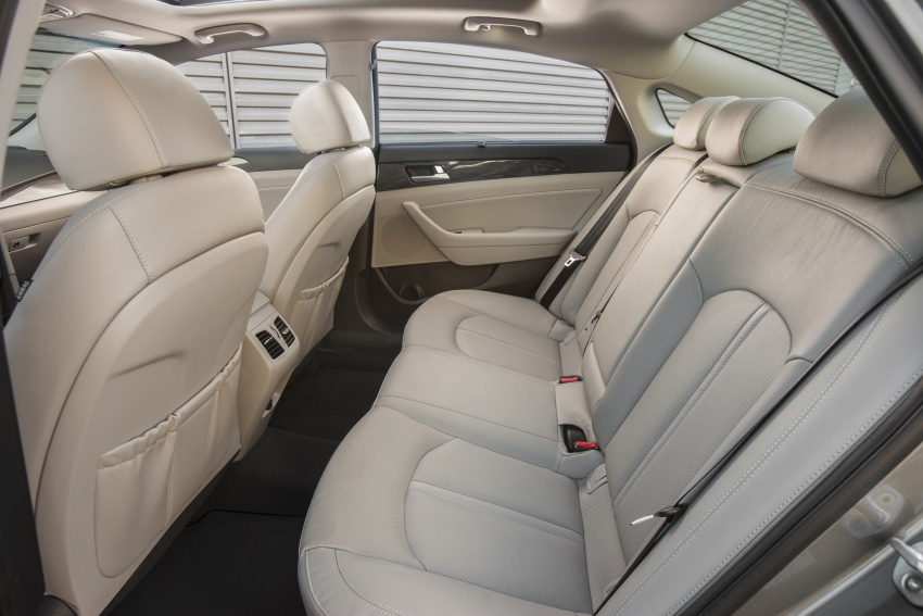 2018 Hyundai Sonata Hybrid, Plug-in Hybrid facelift revealed – 43 km EV driving, over 1,000 km range Image #777231