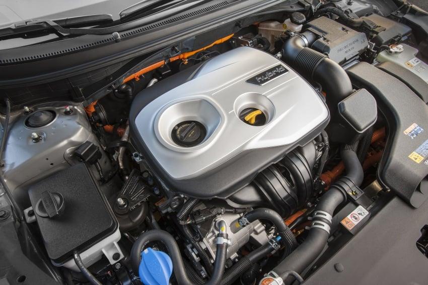 2018 Hyundai Sonata Hybrid, Plug-in Hybrid facelift revealed – 43 km EV driving, over 1,000 km range Image #777243