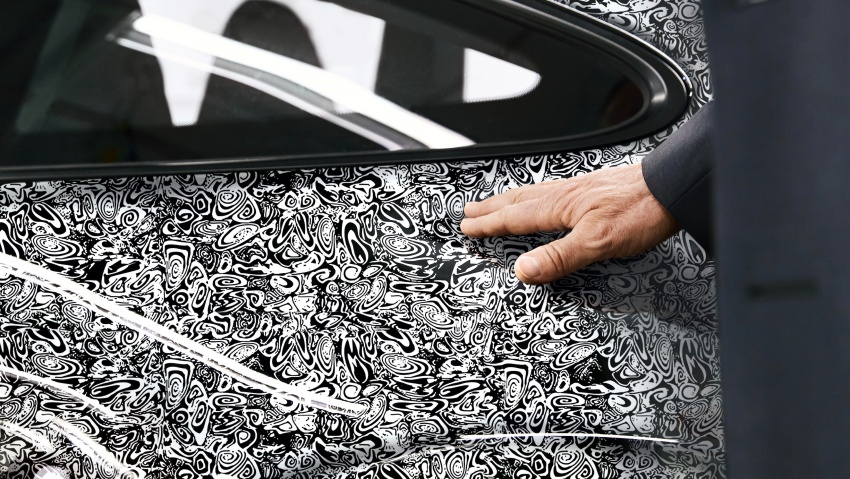 2019 Porsche 911 teased; spyshots reveal 992 interior Image #783077