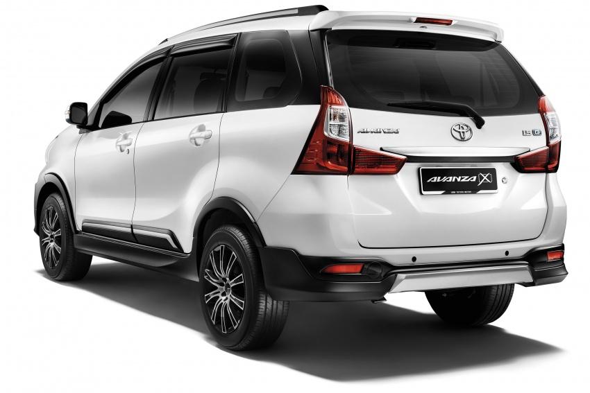 Toyota Avanza 1.5X bakal diperkenalkan di Malaysia – tempahan telah dibuka, harga bermula RM82,700 Image #776353