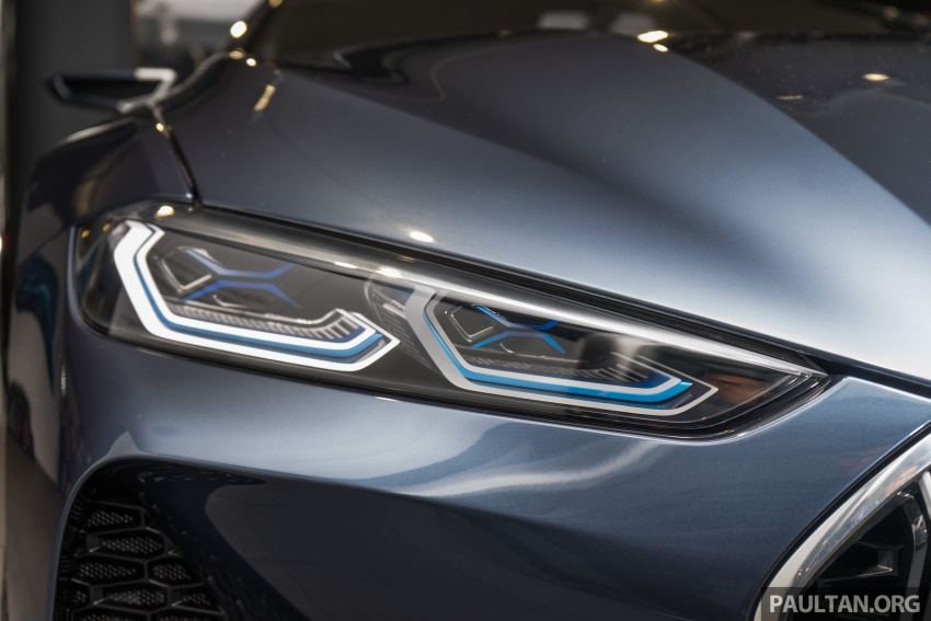 BMW Concept 8 Series now on display at BMW Luxury Excellence Pavilion in Kuala Lumpur until March 7 Image #782453