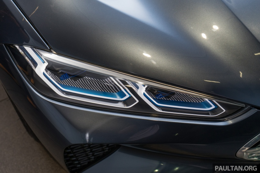 BMW Concept 8 Series now on display at BMW Luxury Excellence Pavilion in Kuala Lumpur until March 7 Image #782454