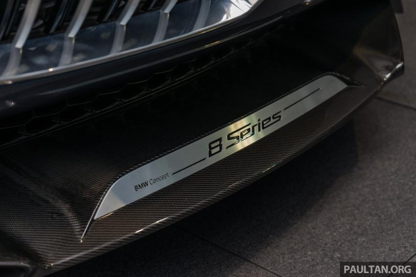 BMW 8 Series Concept buat penampilan di M'sia – dipamerkan di BMW Luxury Excellence Pavilion KL Image #782540